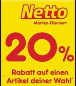 [Netto MD] Rabatt Coupons KW32 (09.08. - 14.08.), bundesweit einsetzbar
