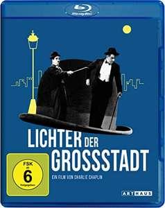 Charlie Chaplin - Lichter der Großstadt (Blu-ray) für 5€ (Amazon Prime & Saturn & Media Markt)