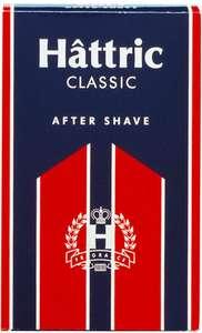 Hâttric - Classic After Shave 200ml für 4,44€ [müller] [Rasierhobel]