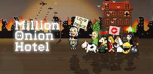 Million Onion Hotel für 1,09€ @ Google Play ( oder 99 Cent @ iOS)