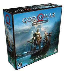 God of War- Das Kartenspiel