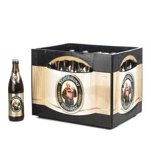 Franziskaner Hefe-Weissbier, 20 x 0,5 Liter für 10 Euro [Norma, ausgenommen Norden und Osten]