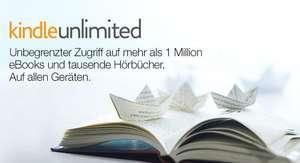 Kindle Unlimited 2 Monate kostenlos für ausgewählte Prime Kunden
