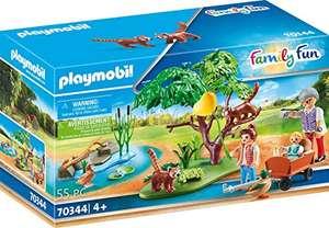 Playmobil Family Fun - kleine Pandas im Freigehege (70344) für 8,92€ (Amazon Prime)