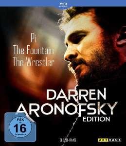 Darren Aronofsky Edition (Blu-ray) für 10,98€ (Alphamovies)