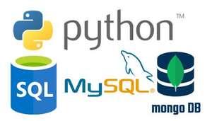 Easy Python Programming Beginners - Pro Python SQL MySQL Mongo (38 Hours, 4.6*) 9,99€ - Udemy