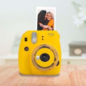 Fujifilm Instax Mini 9 Sofortbildkamera Gelb - Aldi Süd Online Shop