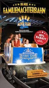 Movie-Park - Tagesticket 30 € - bis 13.08. kaufen und bis 31.08. einlösen