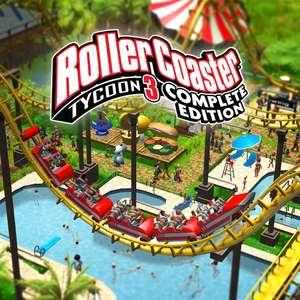 RollerCoaster Tycoon 3 Complete Edition (Switch) für 14,99€ oder für 13€ RUS (eShop)