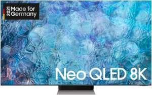 "Samsung Qled GQ75QN900AT 189 cm (75"") Neo QLED-TV edelstahl / G"