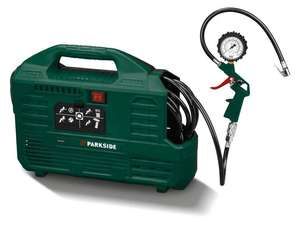 PARKSIDE® Kompressor »PKZ 180 C5«, tragbar, 1100 Watt