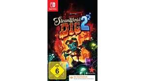 SteamWorld Dig 2 (Switch) für 8,49€ (Amazon Prime & Saturn & Media Markt)