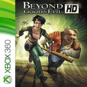 Beyond Good & Evil HD (Xbox One/Xbox 360) für 2,84€ oder für 2,12€ HUN (Xbox Store)