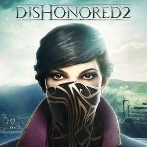 Dishonored 2 (Xbox One Digital Code) für 4,49€ oder für 4,11€ PL Store (Xbox Store Live Gold)