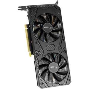 8GB KFA2 GeForce RTX 3060 Ti (1-Click-OC) LHR Aktiv PCIe 4.0 x16)