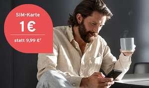 Tchibo Smartphone Tarife für 1€ Kaufpreis - Tarife ab 7,99€ / 4 Wochen