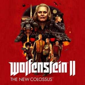Wolfenstein II: The New Colossus (Switch) für 17,99€ oder für 13,90€ RUS (eShop)