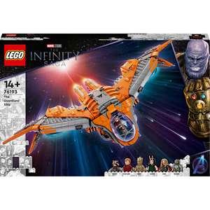 LEGO® Marvel Super Heroes™ - 76193 Das Schiff der Wächter