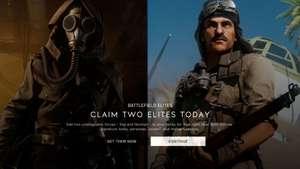 Battlefield 5 - 2 Elite Skins kostenlos