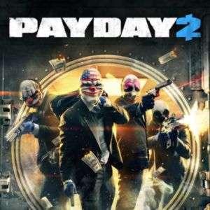 Payday 2 (Steam) kostenlos spielen bis zum 13. August (Steam Shop)