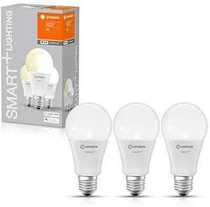 LEDVANCE Leuchte E27, Dimmbar, Warmweiß (2700 K), ersetzt 100W SMART+ WiFi