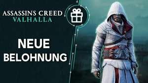 Kostenlose Belohnung : Ezio Auditore Legacy Outfit für Assassin's Creed Valhalla (PC & Konsolen)