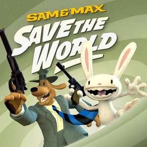 Sam & Max Retten die Welt Remaster (Xbox One) für 12,50€ ISL (Xbox Store)