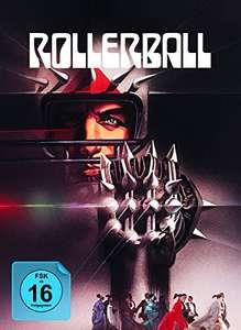 Rollerball (1975) - 3-Disc Limited Collector's Edition im Mediabook (Booklet + Blu-ray + DVD + Bonus Blu-ray) für 11,97€ (Amazon Prime)