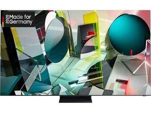 SAMSUNG GQ65Q950T QLED TV (65 Zoll / 163 cm, QLED 8K, SMART TV) + gratis Samsung Galaxy 20, Samsung HW-Q950T Soundbar oder 350€ Cashback