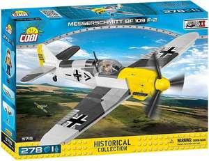 [bol.de] Cobi 5715 Messerschmitt BF 109 F-2 / Klemmbausteine