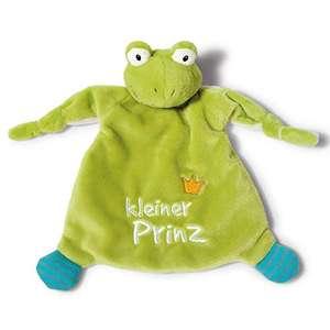 NICI Schmusetuch Frosch Kleiner Prinz 25x25cm Schnuffeltuch für 9,99€ (Amazon Prime)