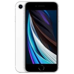 """Apple iPhone SE 256/3GB (A13 Prozessor: 498K Antutu, 4.7"""" HD+ IPS Display, 1821mAh Akku, 12MP Kamera, Wireless Charging, 148 Gramm)"""