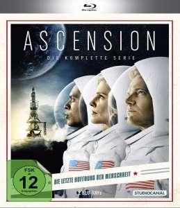 Ascension - Die komplette Serie (Blu-ray) für 12,98€ (Alphamovies)
