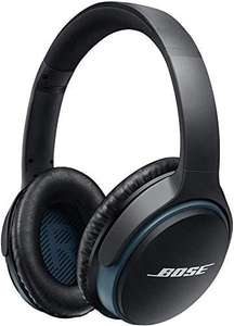 Bose SoundLink, kabellose Around - Ear - Kopfhörer II, (Bluetooth mit verbesserter aktiver EQ), Schwarz [Amazon]