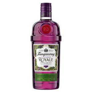 Tanqueray Blackcurrant Royale Distilled Gin – Ideale Spirituose für Cocktails
