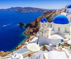 Flüge: Santorini / Griechenland (Juni-Sept 2022) Nonstop Hin- und Rückflug mit Wizzair von Dortmund ab 19,98€