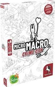 Pegasus 59060G - MicroMacro: Crime City Spiel des Jahres 2021 (bol.de)