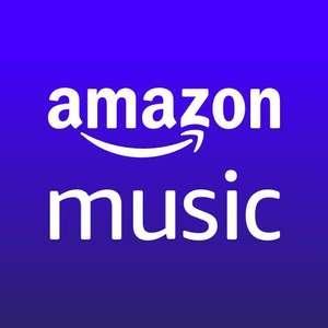 Amazon Music Unlimited - 4 Monate kostenlos (Neukunden)