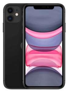 O2 Netz: Apple iPhone 11 64GB alle Farben im Free M Allnet/SMS Flat 20GB bis 300Mbit/s 4G/5G für 29,99€ monatlich, 4,95€ einmalig
