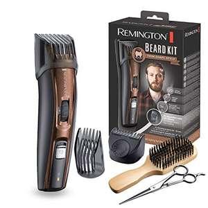 Remington Barttrimmer Herren Set selbstschärfende Klingen, Haarschneidemaschine MB4046 (DM Abholung)