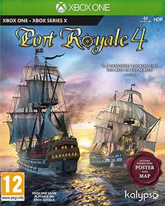 Port Royale 4 (Xbox One) für 13,92€ (Amazon Prime)