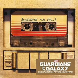 [Amazon Prime] Guardians Of The Galaxy: Awesome Mix, Volume 1, CD