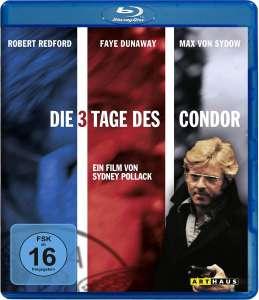 Die Drei Tage des Condor (Blu-ray) für 5€ (Müller Abholung)