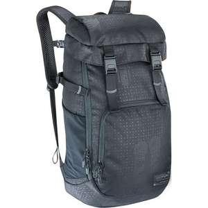 EVOC Mission Pro Rucksack 28 L, wattiertes Rückenfach für 15-Zoll-Laptop und Tablet, Brust- und Hüftgurt, Maße 47 x 28,5 x 16 cm [Campz]