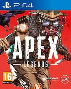 (PS4) Apex Legends (Bloodhound Edition) [Amazon]