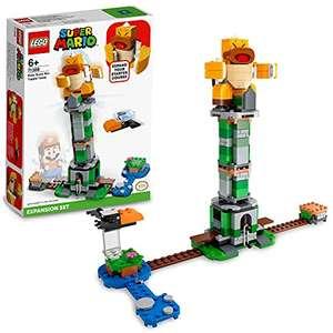 LEGO Super Mario - Kippturm mit Sumo-Bruder-Boss Erweiterungsset (71388) für 21,52€ (Amazon Prime)