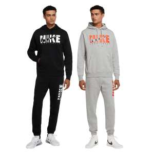 Nike Jogginganzug Sportswear Graphix Fleece (Größen S bis XXL)