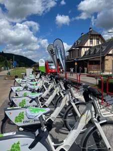 [Nextbike / RVK] (Lokal: Euskirchen + Umgebung und weitere?) 60 Min. Kostenlos E-Bike fahren