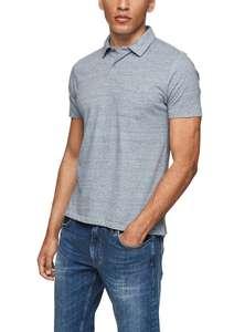4 s.Oliver Poloshirts & T-Shirts für 50€ - viele Designs und Größen bis 3XL