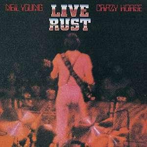 Neil Young, Crazy Horse - Live Rust, Doppel-Vinyl [Amazon Prime]